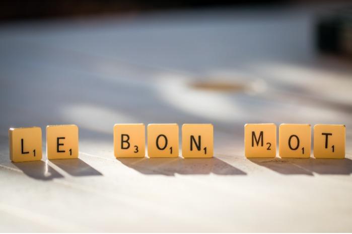 Le Bon Mot
