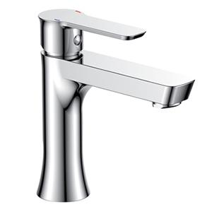 Single Handle Basin Faucet, Chrome