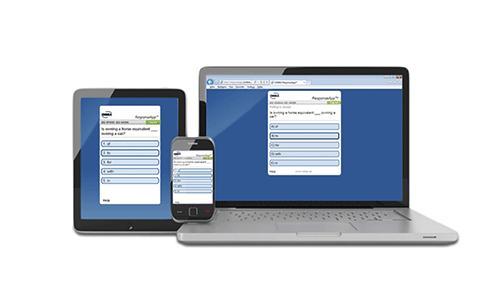 Les votes peuvent être enregistrés par nos boîtiers de votes ou par le matériel mobile des participants (smartphone, tablette, portable, etc)
