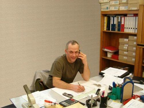 Daniel Fischer, Inhaber