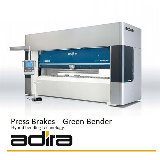Press Brakes - Green Bender