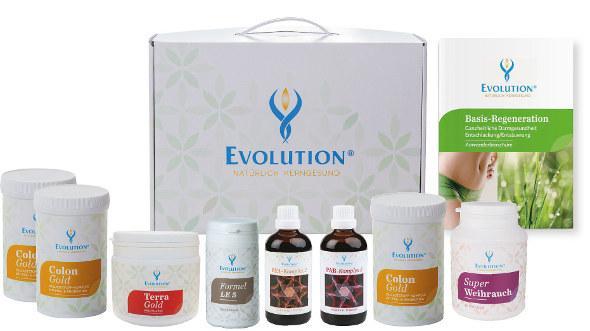 Basis-Regeneration von EVOLUTION - Ganzheitliche Darmgesundheit