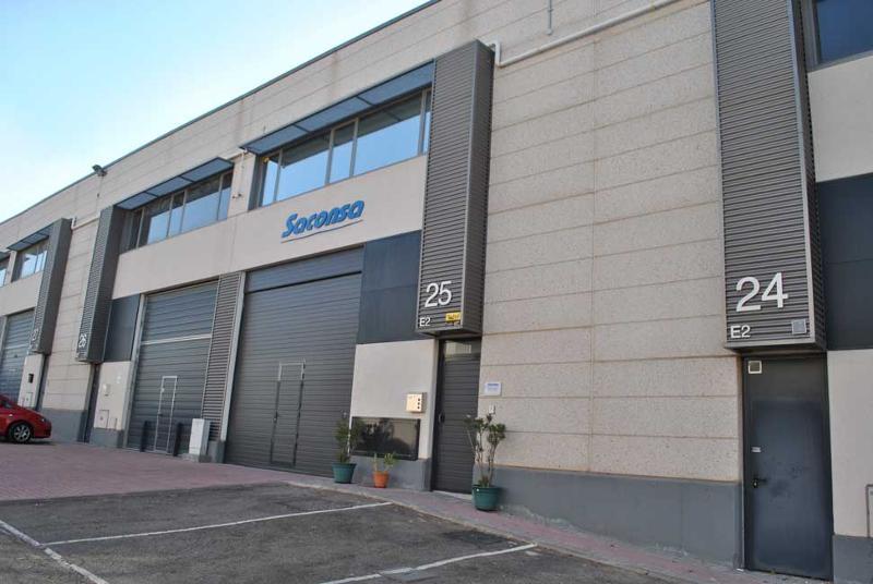 Calle Newton 1, Nave E2-25 28914 Leganés Madrid