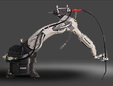 We have 3 Panasonic robotic welding stations.