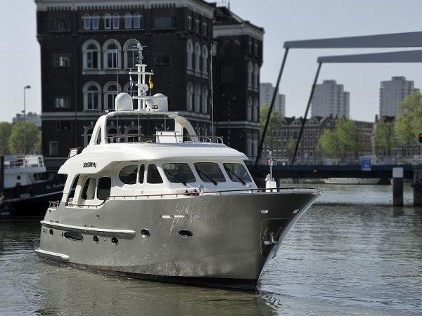 Super Yachts from Rotterdam Yacht Centre