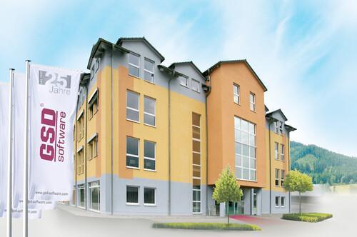 GSD Firmenzentrale Neukenroth