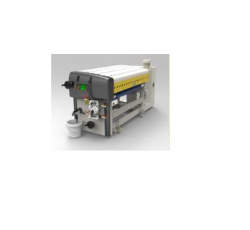 SINGLE ROLLER COATER FOR FLAT SURFACES Machine is designed for filler, paint and varnish application on wood, glass and pvc panels with flat surfaces such as mdf, chipboard and plywood planks, parquet