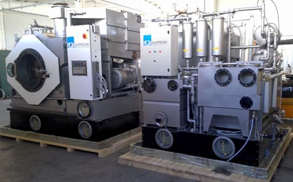 INDUSTRIAL DRY CLEANING MACHINE