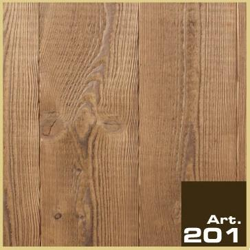 Aged Larch boards thickness 20 mm, various widths . Covering boards for wall and floor.