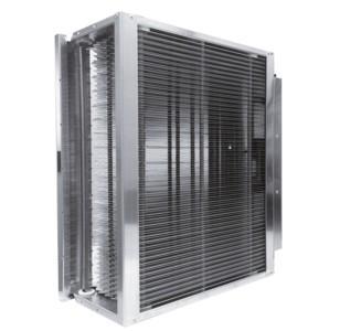 FEL-System - elektrostatischer Filter zur Abscheidung von Aerosolen, ölhaltiger Abluft aus CNC-Maschinen, fetthaltiger Küchenabluft.
