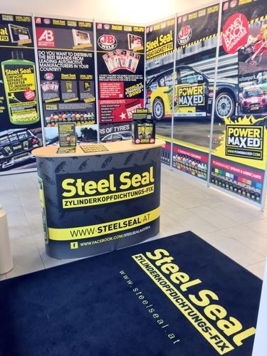 Steel Seal Store Innen
