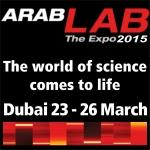 ARABLAB 2015 A Normax @ ARABLAB Dubai 23 a 26 de Março 2015 Stand 864