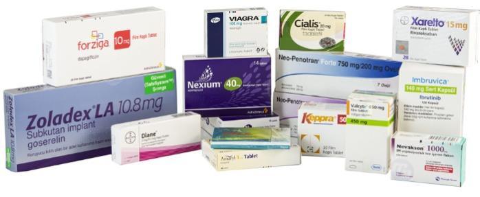 Pharmaceutical Export