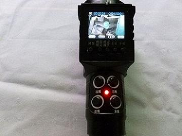 Camcorder flashlight