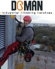 Doman – Industrial Climbing Services