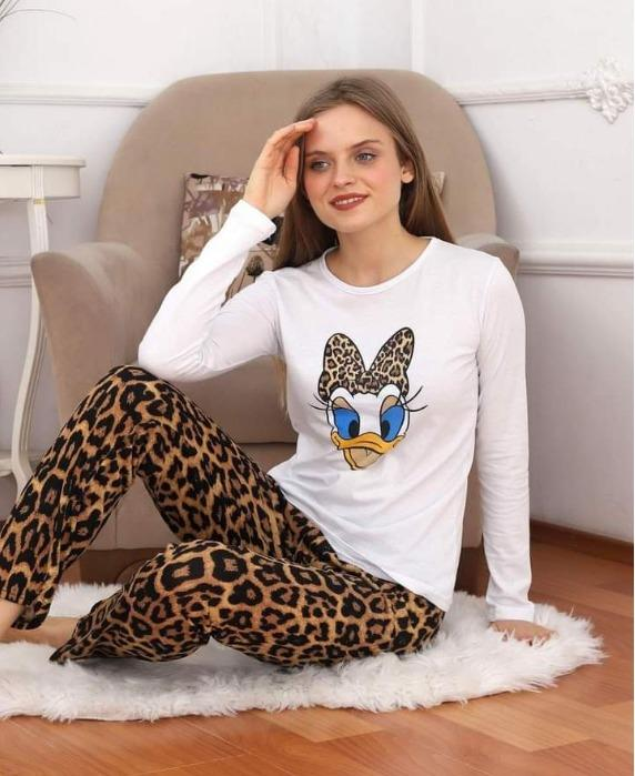 Pyjama stylé pour femme