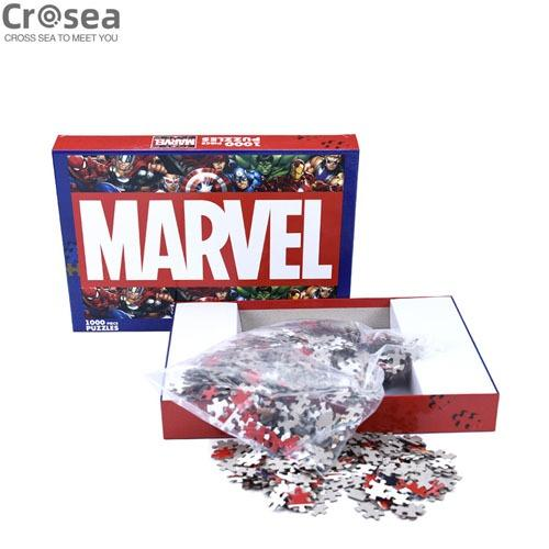 Puzzle Game 1000 pieces Cartoon Marvel Disney Jigsaw