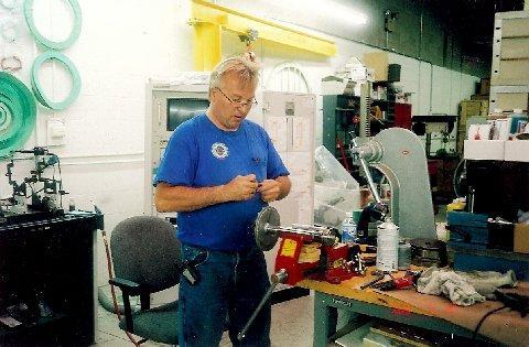 IR CENTAC Rotor Assembly
