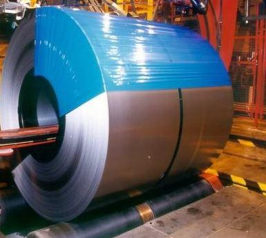 VCI Steel coil wraping