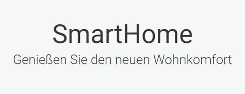 Smart Home / Gebäudeautomatisierung