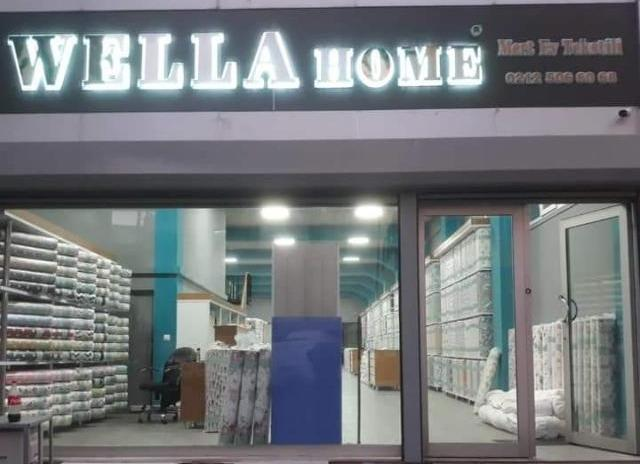 Wellahome Showroom in Merter-İstanbul-Turkey