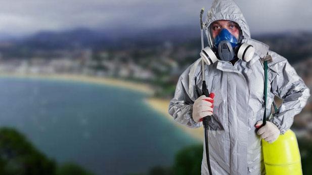 Empresa de control de plagas en Donostia - San Sebastián con más de 30 años de experiencia en fumigaciones y exterminio de insectos y roedores. Fumigadores de plagas con certificados oficiales.
