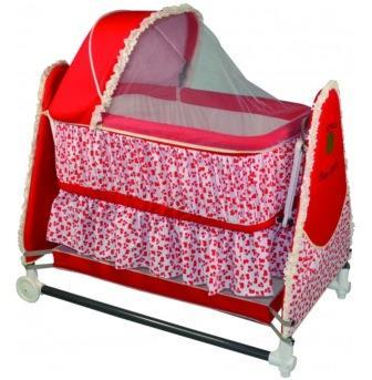 Cradle for babies and children until age 2
