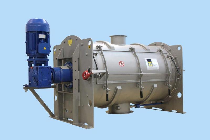 Chargenmischer WBH, Größe: 10-17.500 Liter pro Charge