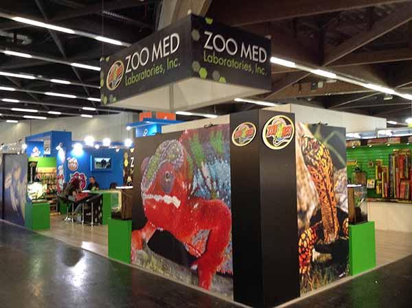 Stand for Interzoo Nuremberg
