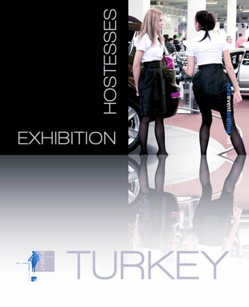 Exhibition and Trade Show Hostess Service in Turkey