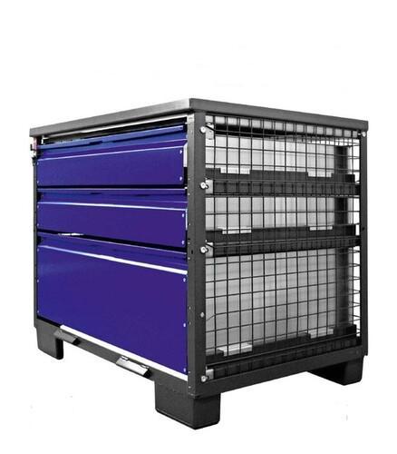 LCB - Die Gitterbox mit Schubladen