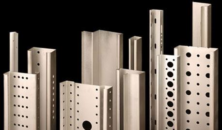 Customized steel sections