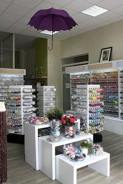 Inside Stoklasa retail store