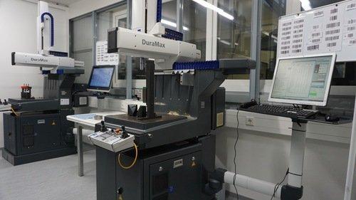 Messmaschinen Duramax I und II