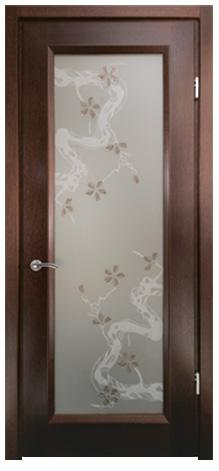 High quality wooden door