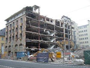 Gebäudeschäden