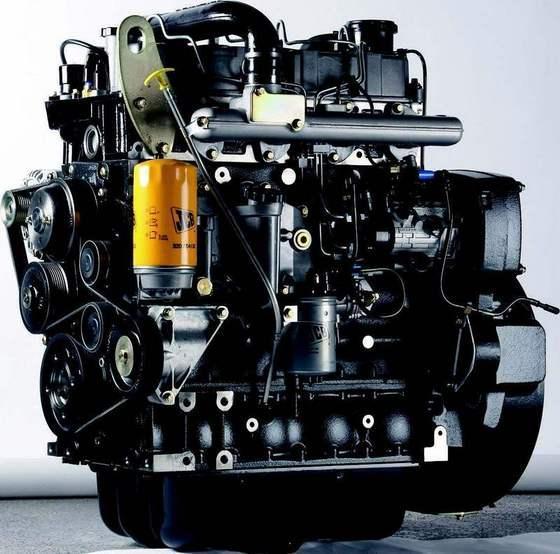 Motori industriali JCB