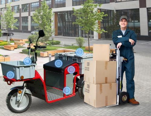 Elektrofahrzeuge von EP Mobility