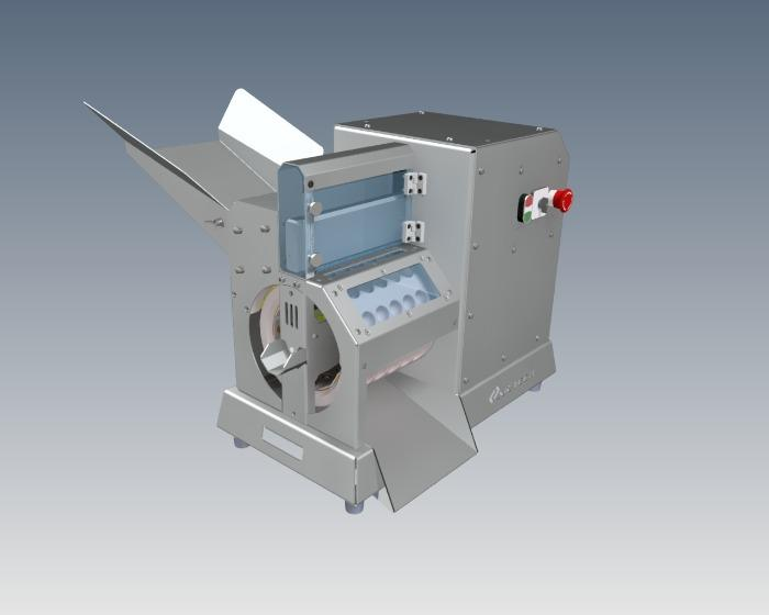 Machine for pitting cherry 100 kg/hour