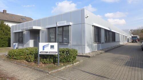 Firmensitz in Karlsruhe