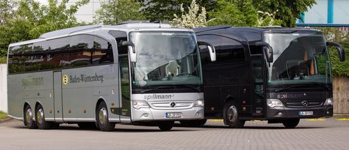 Reisebusflotte
