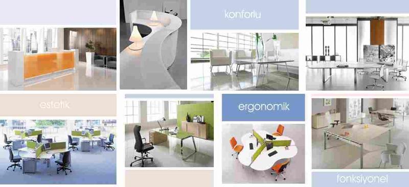 Konforlu,Estetik,Ergonomik,Fonksiyonel ürünler
