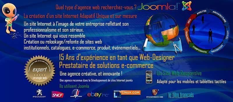Une agence de communication digitale experte en création de sites Internet uniques et sur mesure. Un suite adaptatif, visible sur tous supports médias.