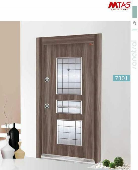 Porte Blindess / Steel Doors