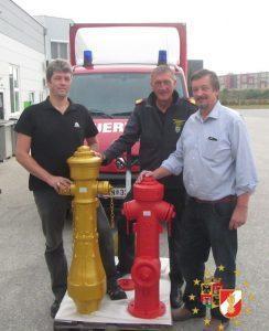 Hydranten-Beschichtung
