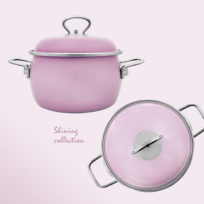 Spherical-shaped pot 2.0 l 3.5 l 5.0 l