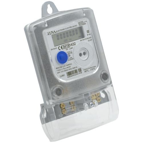 LUN10 Wechselstromzähler MIT, RS-485