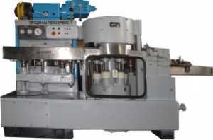 AUTOMATIC VACUUM SEAMING MACHINE KZK – 84 A