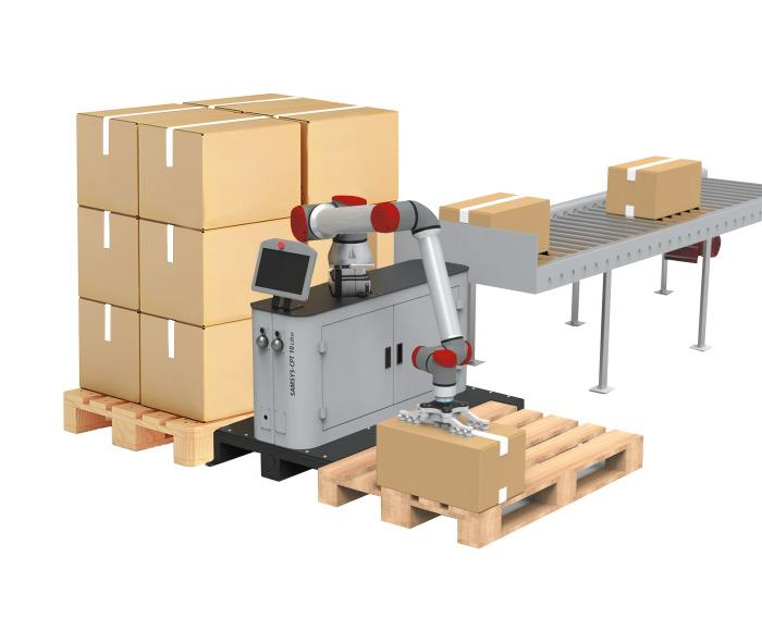 EasyPalletizer