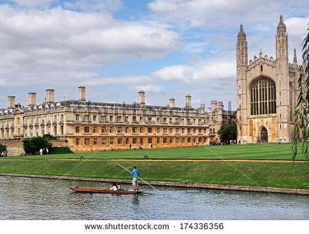 Séjour scolaire Cambridge